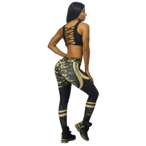 Leggins Boxing Militar