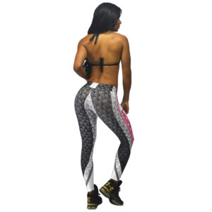 Leggins Workout Blanco